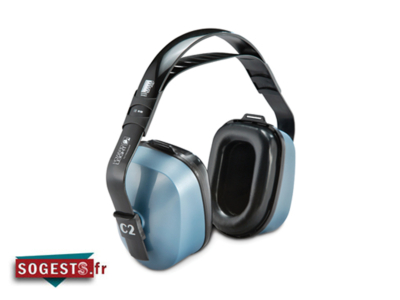 Casque anti bruit multi-positions Clarity™ C2